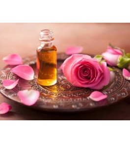 Rose Pure Natural Floral Attar (50gm) By Hadaf Exports