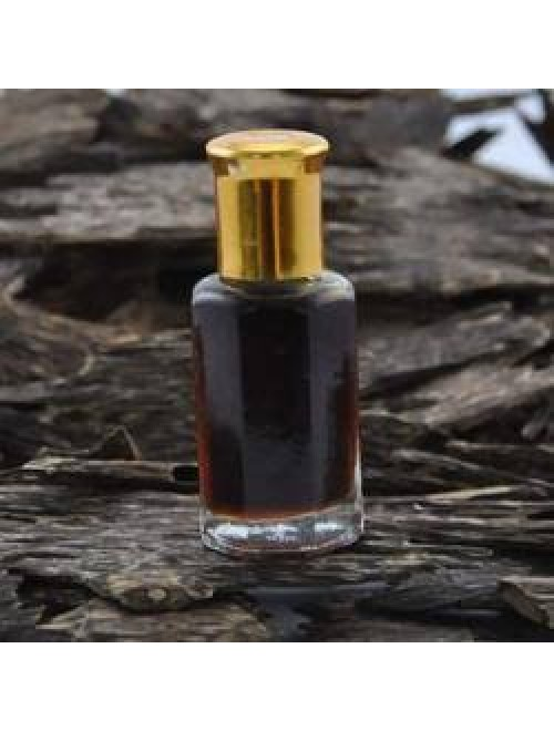 Oudh(Agar) Pure Natural Floral Perfume (10gm) By Hadaf Exports