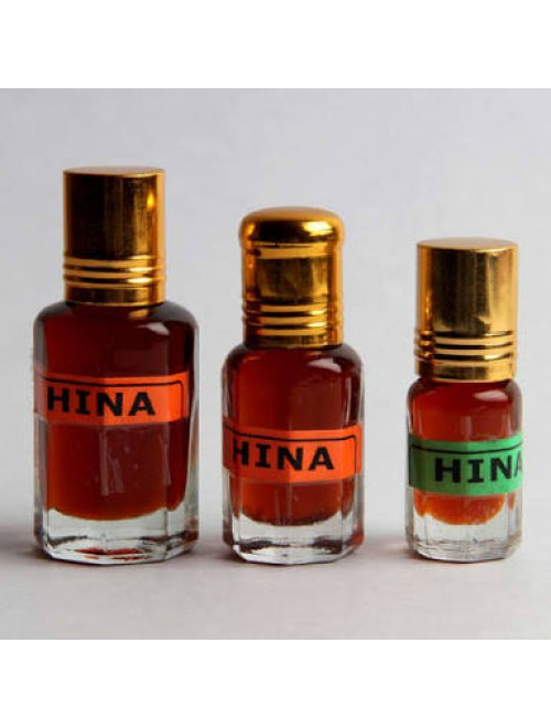 Natural Pure Hina Perfume (25gm) By Hadaf Exports