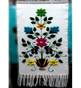 Beautiful Ghazipur Patchwork Colorful Flower Wall Hanging for Wall Decor