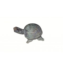 Varanasi Soft Stone Turtle By Verma HandiCrafts