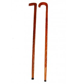 Wooden Walking Stick By Wood Beauty Handicrafts