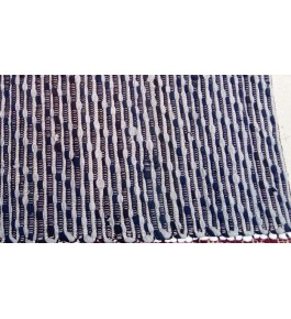 Agra Durrie Hand Tufted Durable Quality Woolen & Cotton Durrie (4 X 6 Ft) For Home By G. S. Rugs