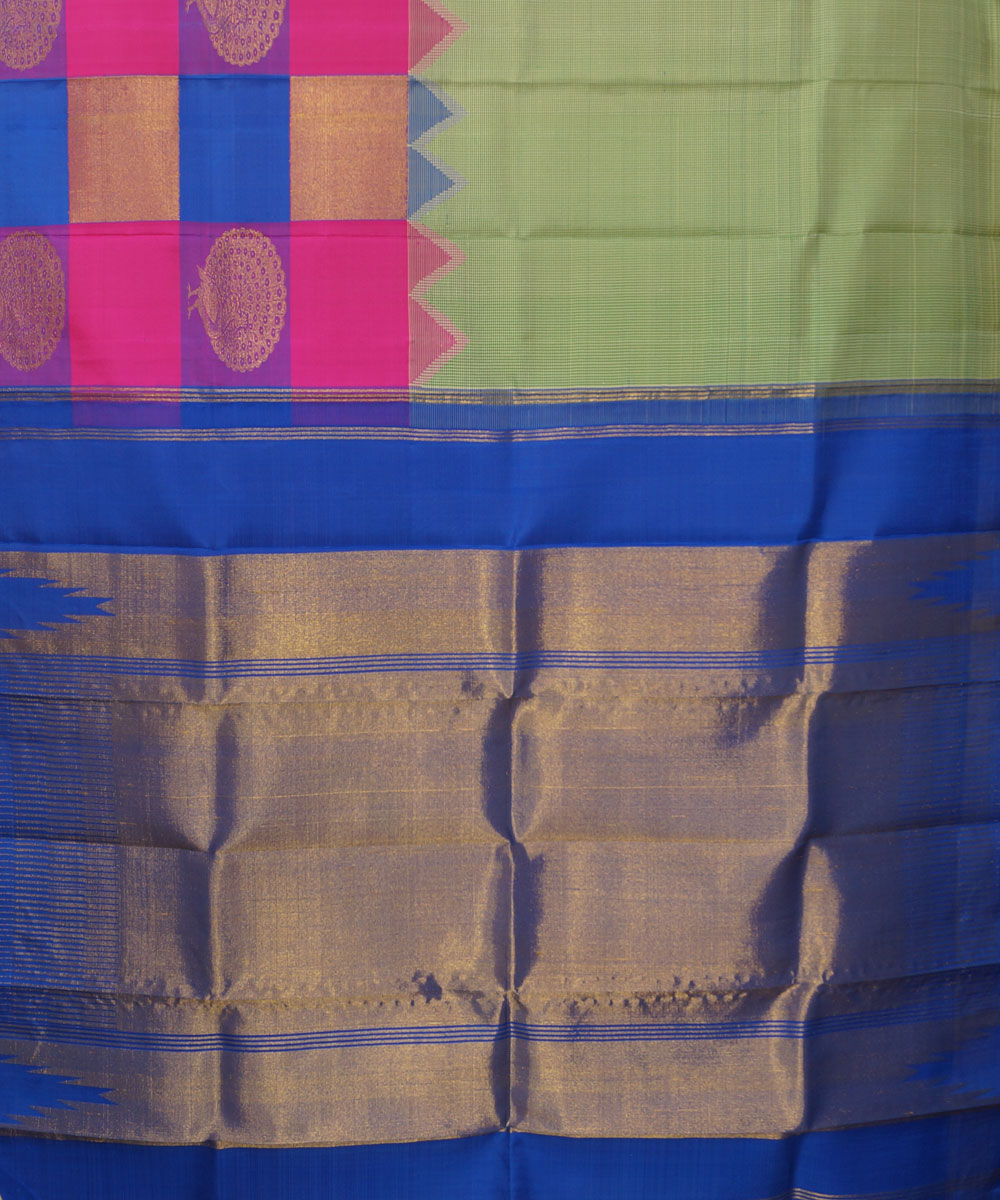 THIRUBUVANAM SILK SARE...