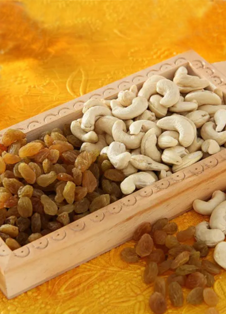 DRY FRUITS (GI)