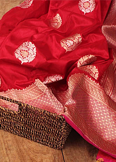 BANARAS BROCADES & SAREE