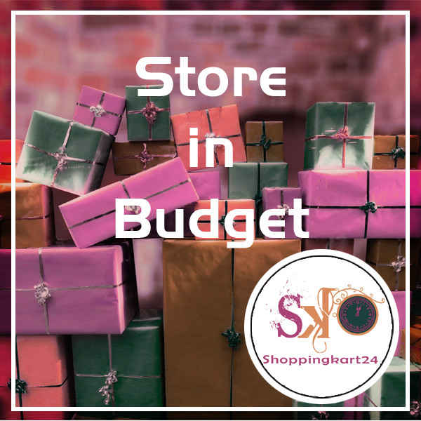 STORE IN YOUR BUDGET