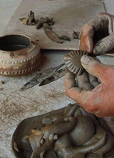 MOLELA CLAY WORK