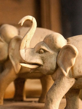VARANASI WOOD CARVING CRAFT (POTENTIAL GI)